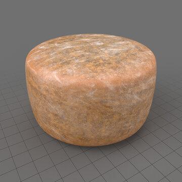 Seasoned cheese