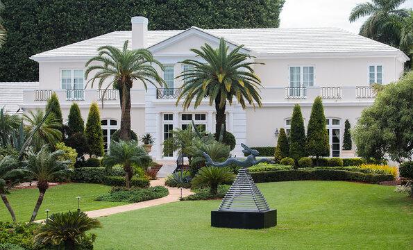 Villa in the Star Island, Miami