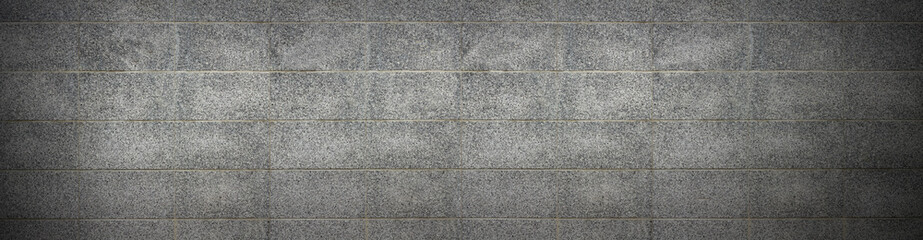 Stone wall background banner, granite wall texture