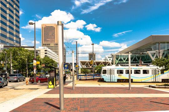 Lightrail mass transit