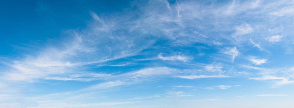 Wide Angle Nature sky background