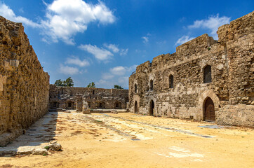 Othello Castle is a castle in Famagusta in Cyprus