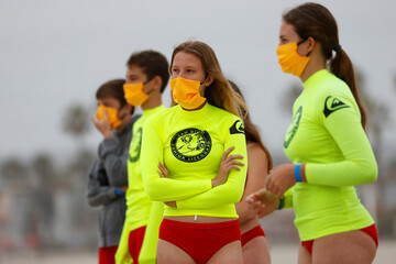 City of San Diego reopens its Jr. Lifeguard program with new protocols to deal with the coronavirus