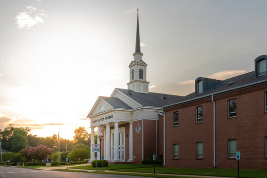 Prattville First Baptist Church