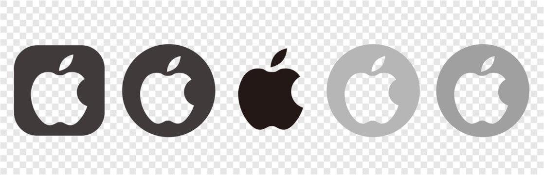 アップル アイコンセット