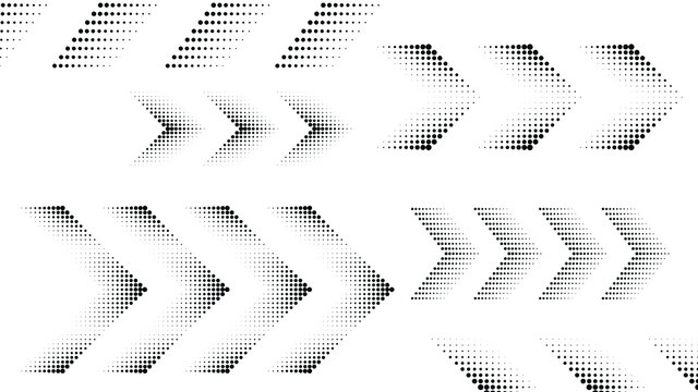 Abstract Hipster Linear halftone dots Background . Vector Design .