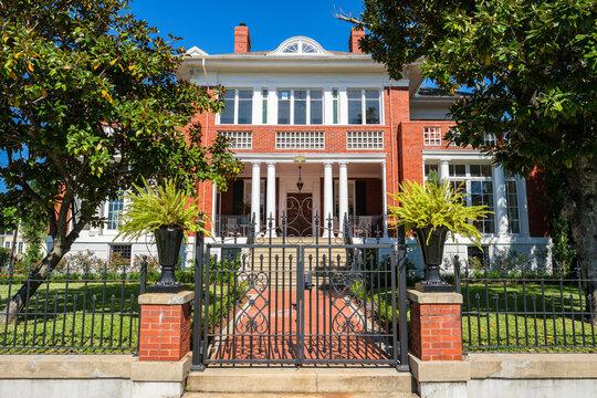 Historical home in Galveston Texas