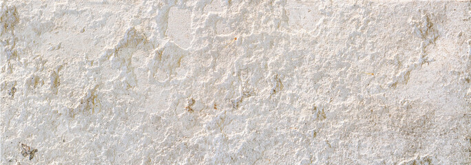 Old cement texture cracked. Empty beige concrete wall. Abstract grunge background, panorama, banner.