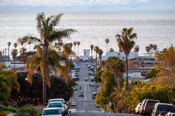 Santa Monica Avenue Ocean Beach
