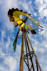 Country Farm Windmill-001