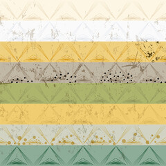 abstract geometric background pattern, with strokes, splashes, zigzag and triangles