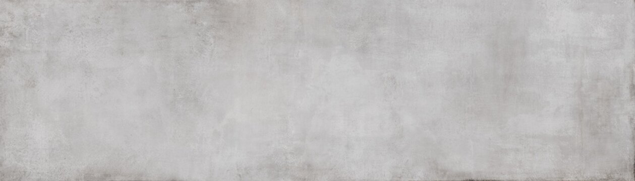old cement wall texture panoramic background, cement surface texture of concrete, gray concrete backdrop wallpaper