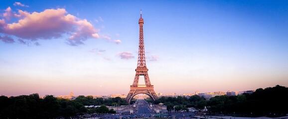Obraz Paris landscape - fototapety do salonu