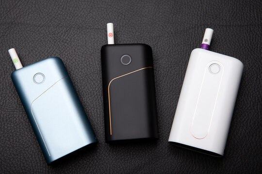 image of electronic smoke device