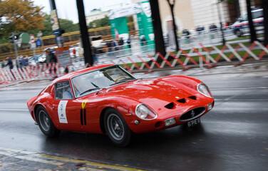 ferrari 250 GTO 1962 at the louis vuitton classic in vienna