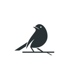 Bird vector logo template.Bird vector illustration.Bird vector silhouette.Flying bird vector logo template.Bird  wing logo template design.Bird icon,emblem,vector and so many.Bird outline logo design.