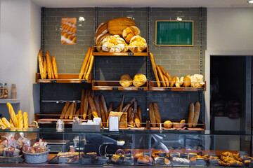 Photo Blinds London Spanish bakery shop