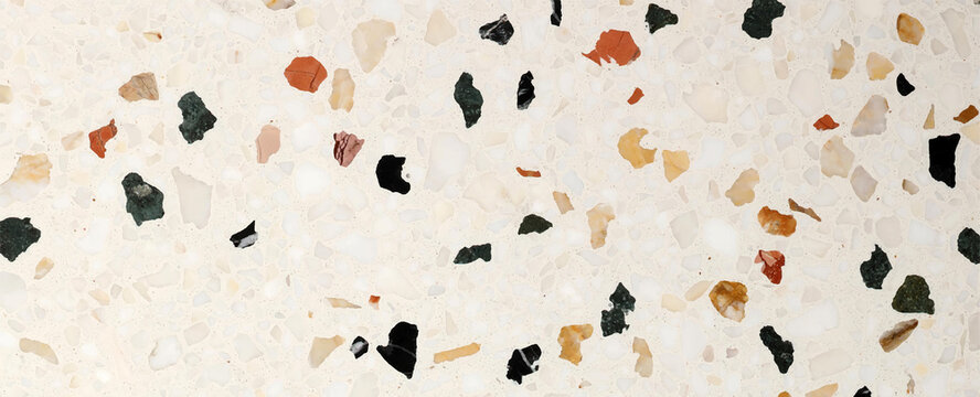 Terrazzo Cement texture background