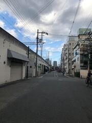 大阪あいりん地区