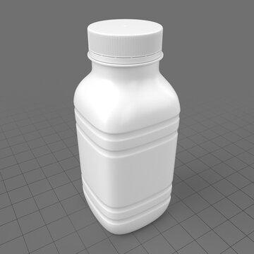 Yogurt bottle 2