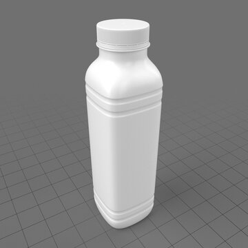 Yogurt bottle 4