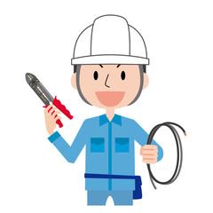 電気工事士 工事 電線 電気