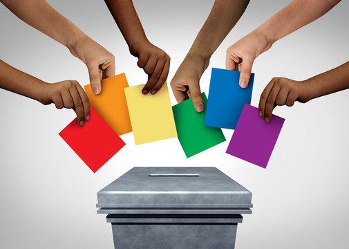 LGBT Community Vote