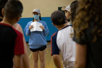 Children return to summer camp amid the coronavirus disease (COVID-19)