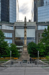 Columbus Circle - New York City