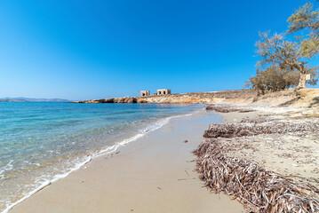Agios Fokas - Cyclades island - Aegean sea - Paroikia (Parikia) Paros - Greece