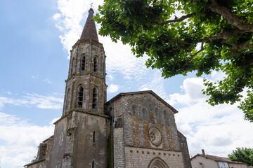 Église de Dunes, Tarn-et-Garonne