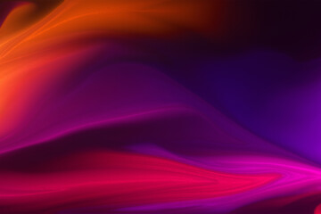 abstract purple background with waves