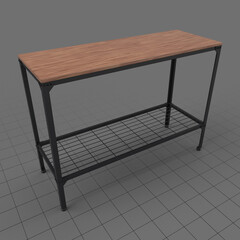 Modern console table 1
