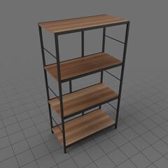 Modern bookcase 1