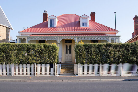 Colonial house, Hobart