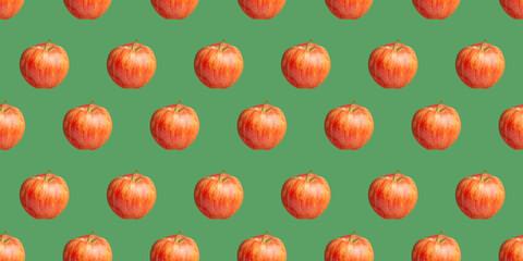 Apples infinite pattern