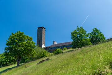 NS-Ordensburg Vogelsang in der Eifel