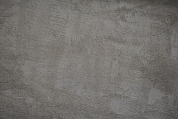 Obraz Szara, betonowa ściana w zbliżeniu. - fototapety do salonu