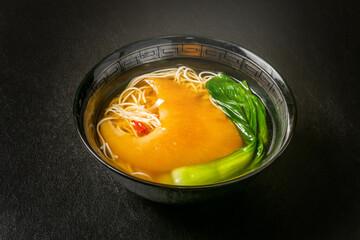 ふかひれの姿煮 luxury Chinese cuisine Shark fin simmered