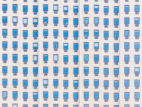 Office Windows, London, England