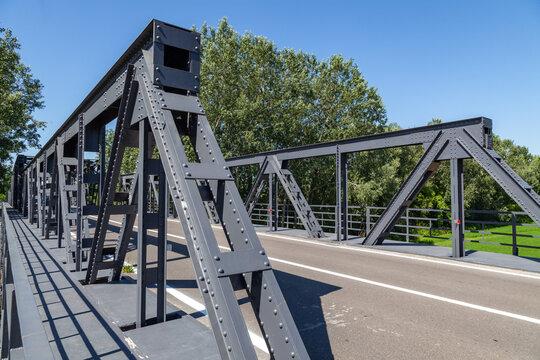 ponte, ferro, italia, stradale, struttura
