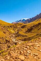 Aconcagua National, Park, Mendoza, Argentina
