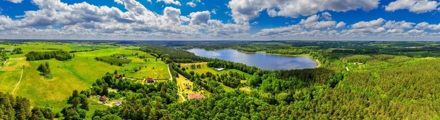 Warmia-kraina w północno-wschodniej Polsce