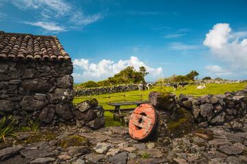 Azores typicalhouse
