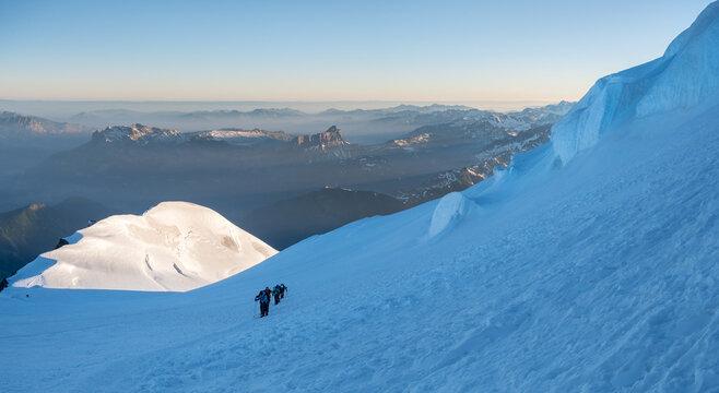 Mont Blanc sauvage