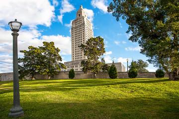 Louisiana State Capital Building Baton Rouge USA