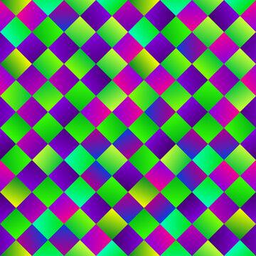 mardi gras seamless pattern