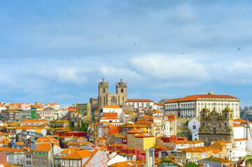 Ribeira Old Town Porto, Portugal