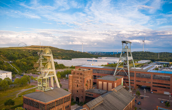Zeche - Industriekultur des Ruhrgebiets