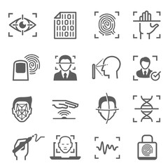 Biometric, digital identification and safety recognition technology